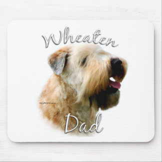 Soft Coated Wheaten Terrier Dad 2 Mouse Pad
