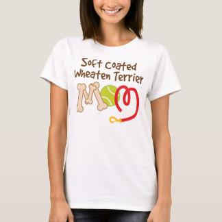 Soft Coated Wheaten Terrier Dog Breed Mom Gift T-Shirt