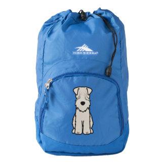Soft Coated Wheaten Terrier Dog Cartoon High Sierra Backpack