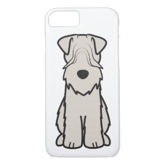 Soft Coated Wheaten Terrier Dog Cartoon iPhone 8/7 Case
