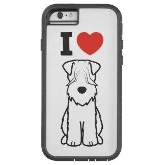 Soft Coated Wheaten Terrier Dog Cartoon Tough Xtreme iPhone 6 Case