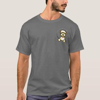 Soft Coated Wheaten Terrier IAAM 2 Sided T-Shirt