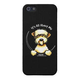 Soft Coated Wheaten Terrier IAAM iPhone SE/5/5s Case