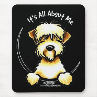 Soft Coated Wheaten Terrier IAAM Mouse Pad