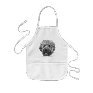 Soft-Coated Wheaten Terrier Kids' Apron