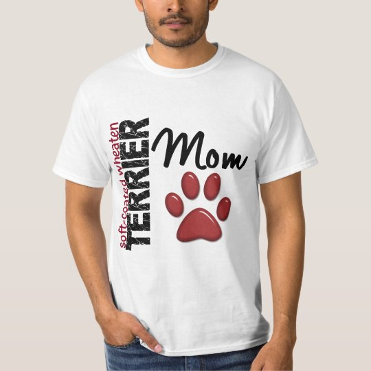 Soft-Coated Wheaten Terrier Mom 2 T-Shirt