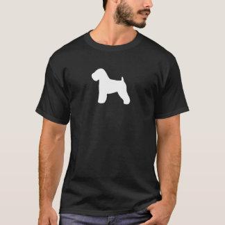 Soft Coated Wheaten Terrier Silhouette T-Shirt