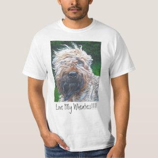 Soft Coated Wheaten Terrier T shirt