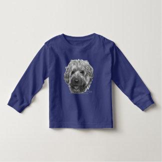 Soft-Coated Wheaten Terrier Toddler T-shirt