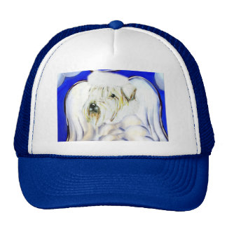 Soft Coated Wheaton Trucker Hat