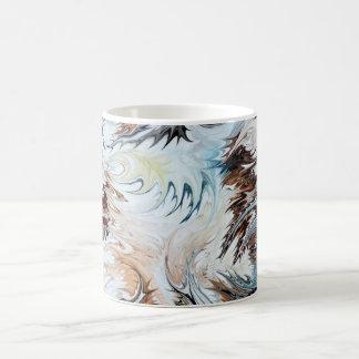Soft colors by rafi talby classic white coffee mug