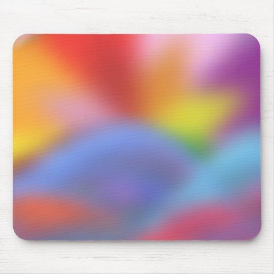 Soft Colors: Mouse Pad