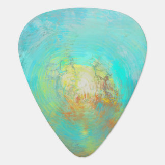 Soft Content No.2 Guitar Pick