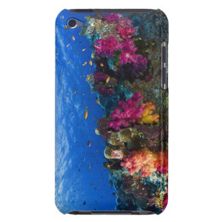 Soft corals on shallow reef, Fiji Barely There iPod Cover
