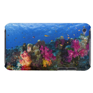 Soft corals on shallow reef, Fiji iPod Touch Cover