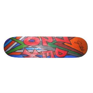 soft dex skate deck
