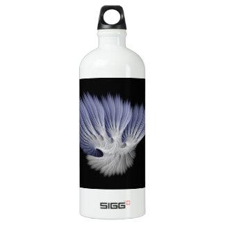 Soft Feathers Aluminum Water Bottle