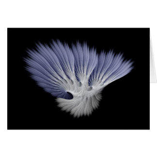 Soft Feathers Card