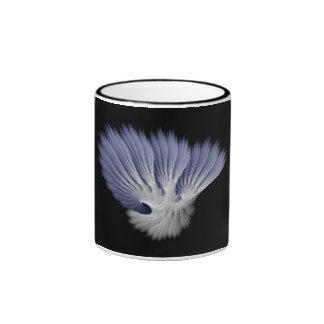 Soft Feathers Ringer Mug