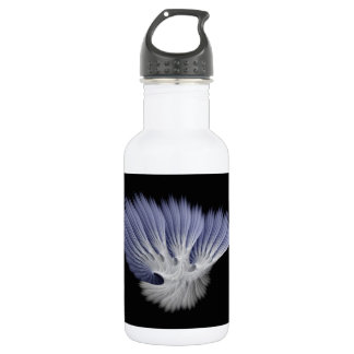 Soft Feathers Stainless Steel Water Bottle