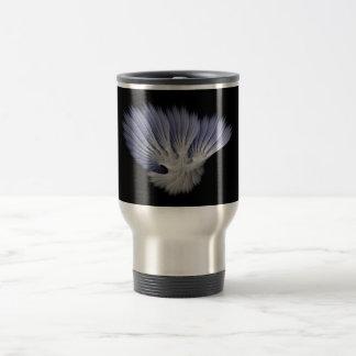 Soft Feathers Travel Mug