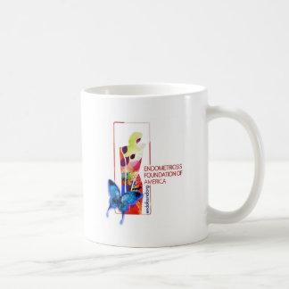soft flowers coffee mug