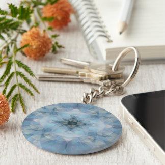 Soft Flowers Keychain