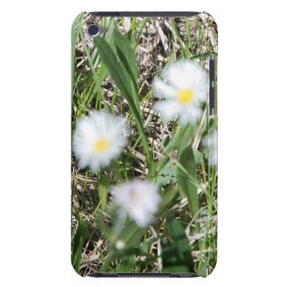 Soft Focus Daisies iPod Touch 4G Case iPod Touch Case-Mate Case