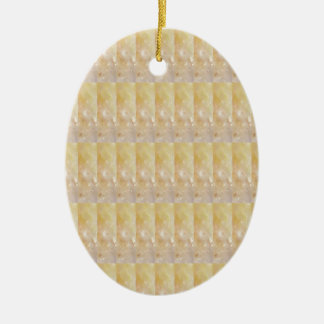 Soft Golden CRYSTAL pattern lowprice GIFTS NVN295 Christmas Ornament