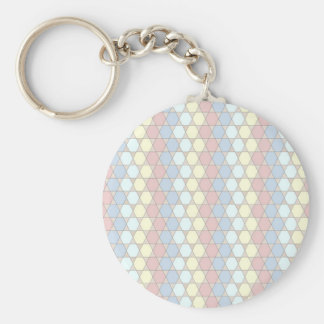 soft graphic patter rose keychains