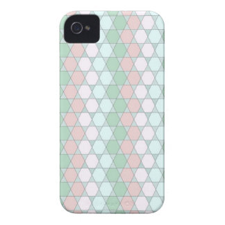 soft graphic pattern iPhone 4 covers