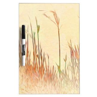 Soft Grass Gifs Dry-Erase Board
