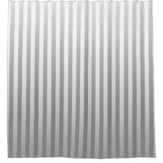 grey white striped shower curtain. Soft Gray and White Stripes Shower Curtain And Curtains  Zazzle