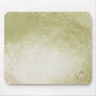 soft green brush mouse pad