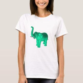 Soft Green Elephant T-Shirt