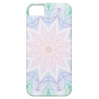 Soft Green Rainbow iPhone SE/5/5s Case