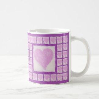 Soft Hearts Mug