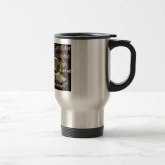 Soft Help Computer Repair & Graphic Design Mug