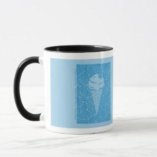 Soft Ice Cream (frosty blue) Mug