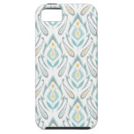 Soft Ikat iPhone 5 Covers
