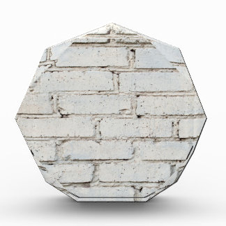 Soft image of a background of gray brick wall award