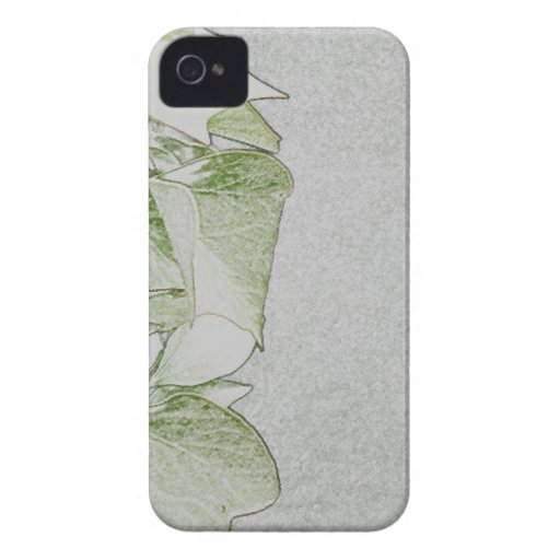 Soft Ivy iPhone 4 Covers