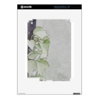 Soft Ivy iPad 2 Decal