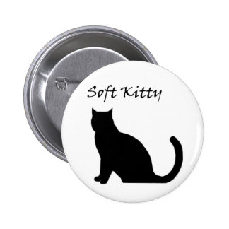 Soft Kitty Button