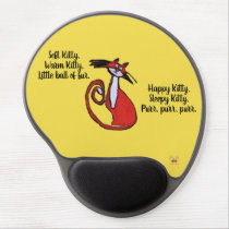 Soft Kitty - Gel mouse pad