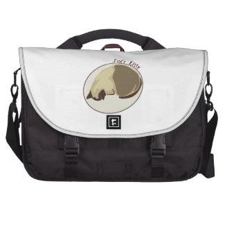 Soft Kitty Computer Bag