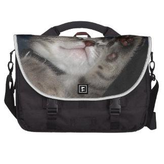 Soft Kitty Laptop Commuter Bag