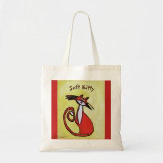 Soft Kitty - Tote Bag