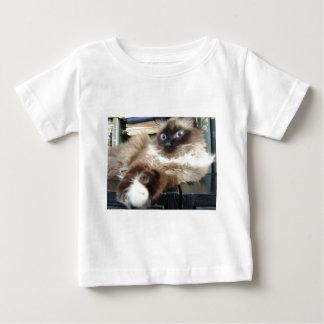soft kitty warm baby T-Shirt
