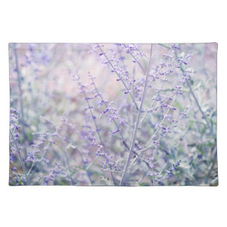 Soft Lavender Fields Placemats